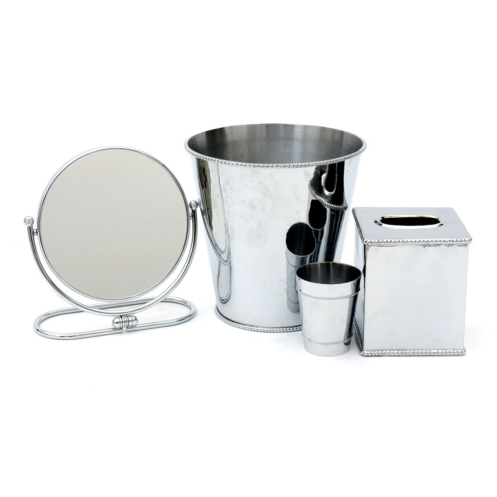 Collection of Powder Room Accessories