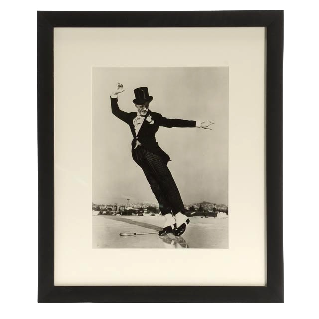 "1946 Limited Edition Silver Gelatin Photograph ""Fred Astaire"""