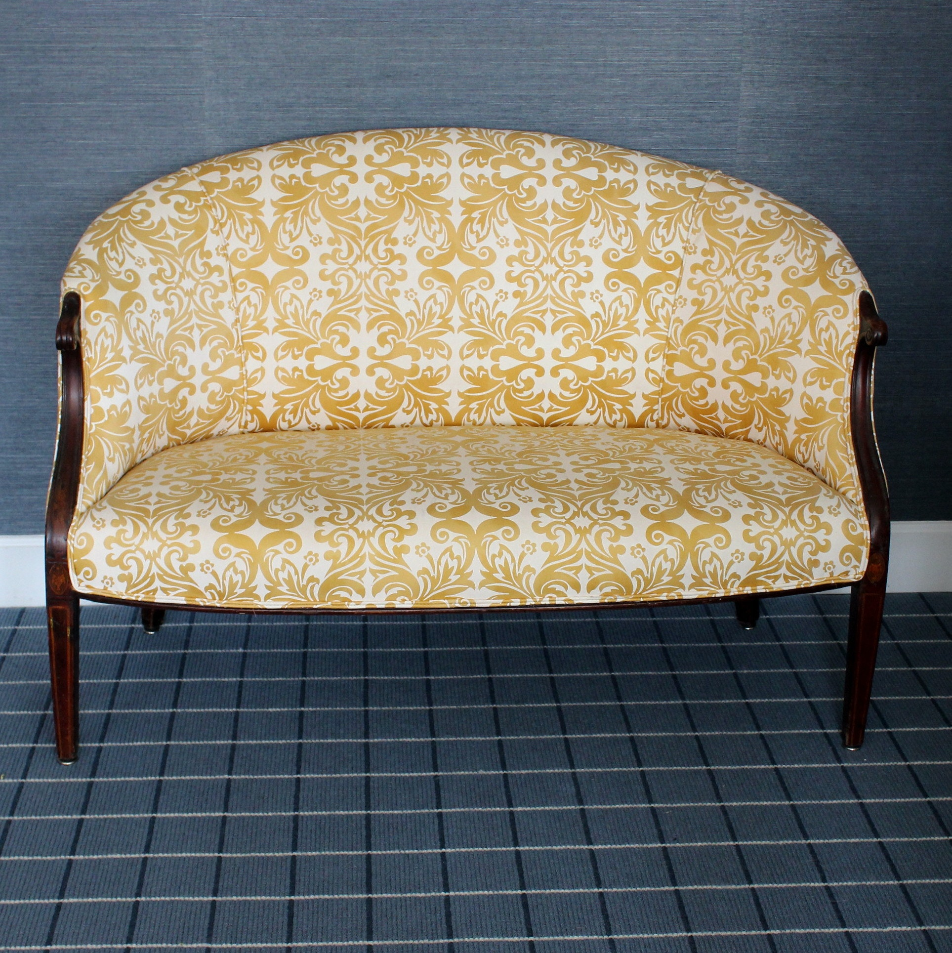 Antique Louis XV Style Settee