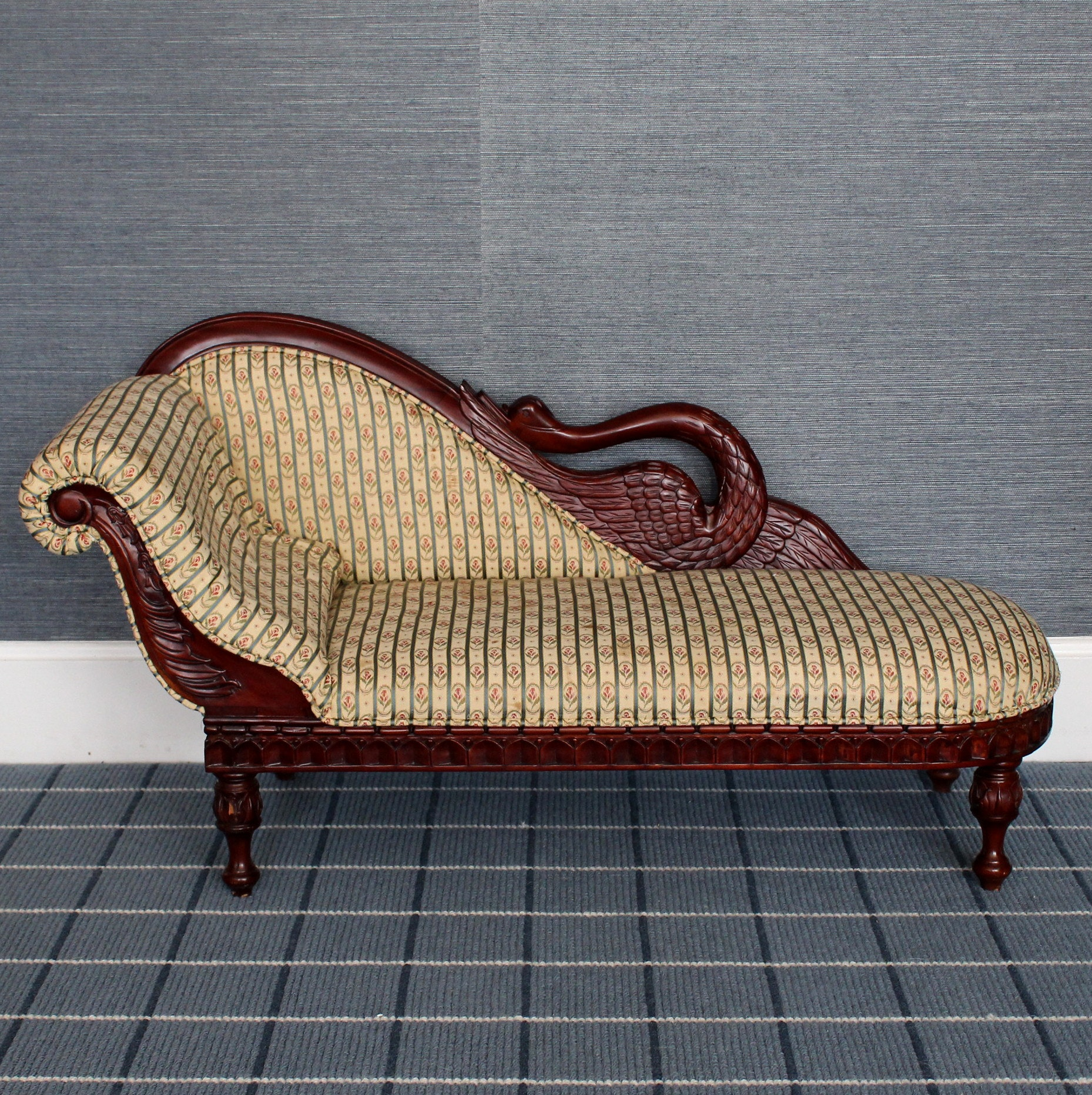 Saleman's Sample Victorian Chaise