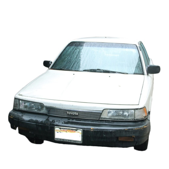 1987 Toyota Camry Sedan