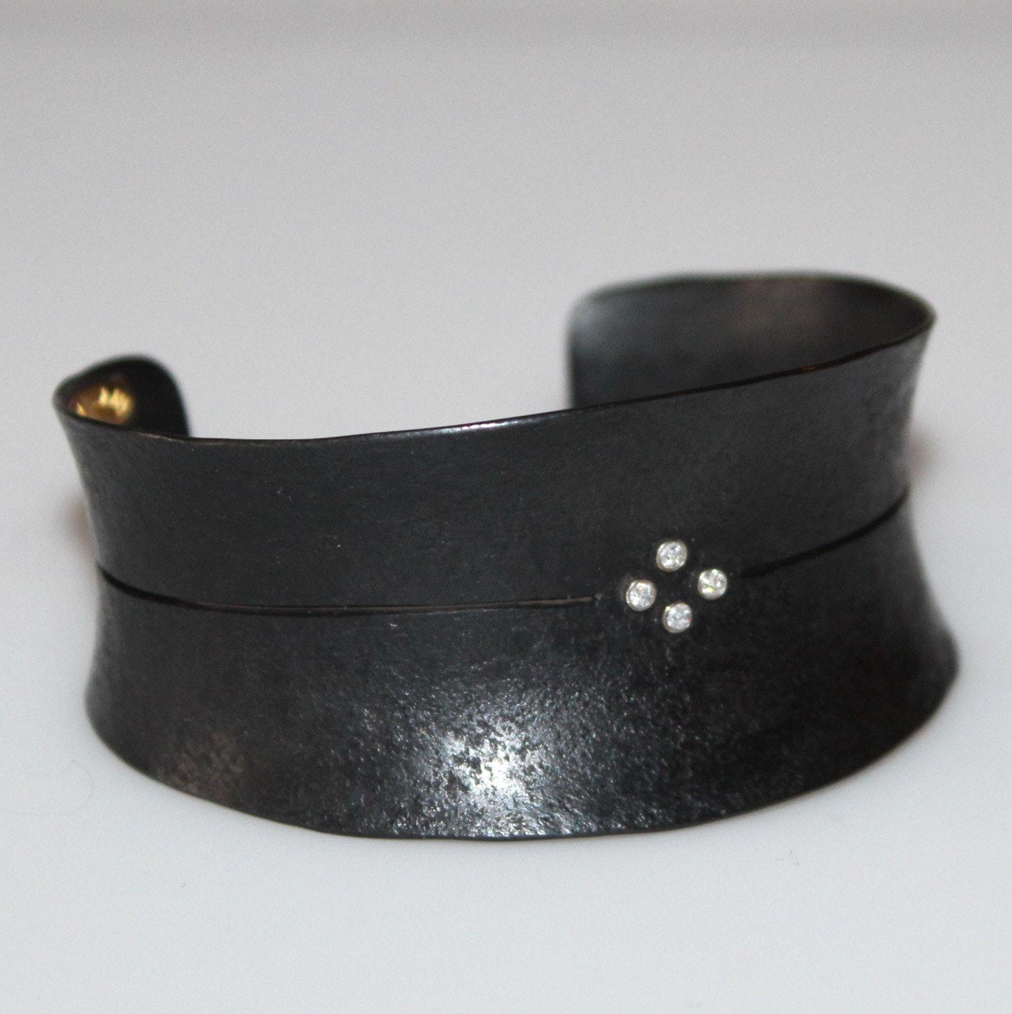 Starlight Cuff Bracelet by Pat Flynn