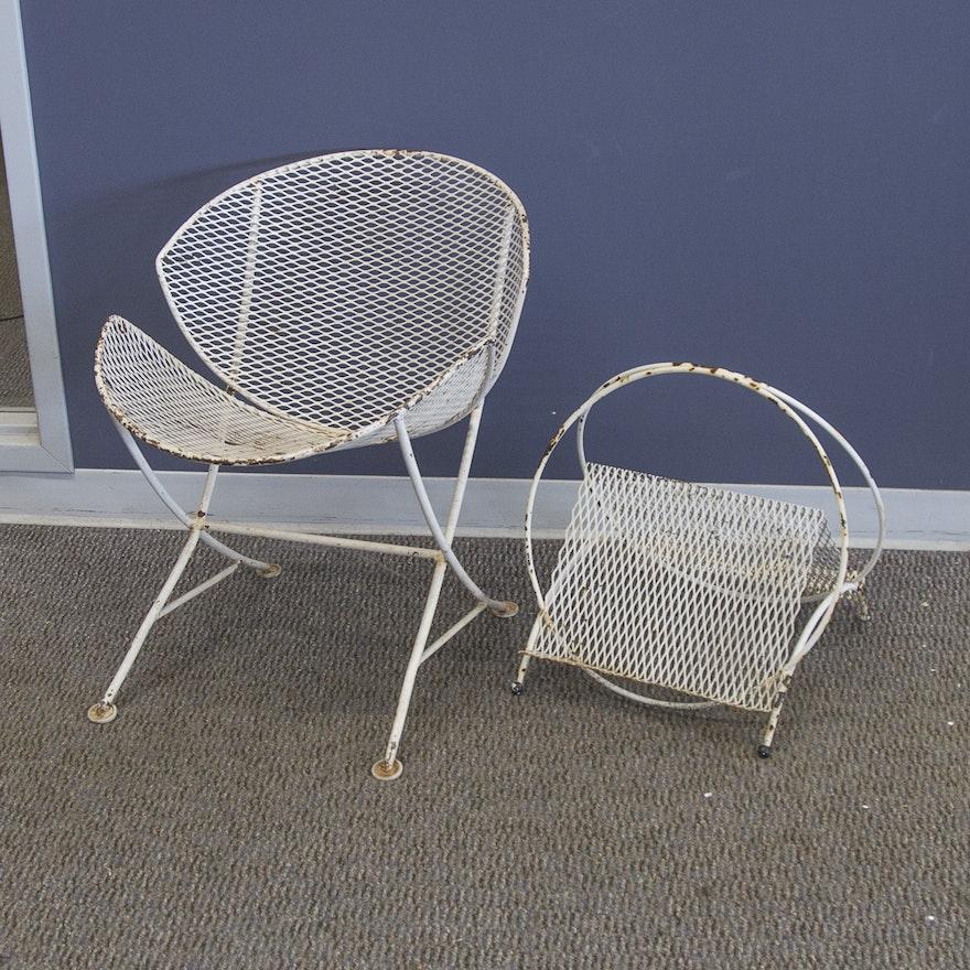 Mid Century Outdoor Furniture: Mid-Century Modern Salterini Patio Furniture