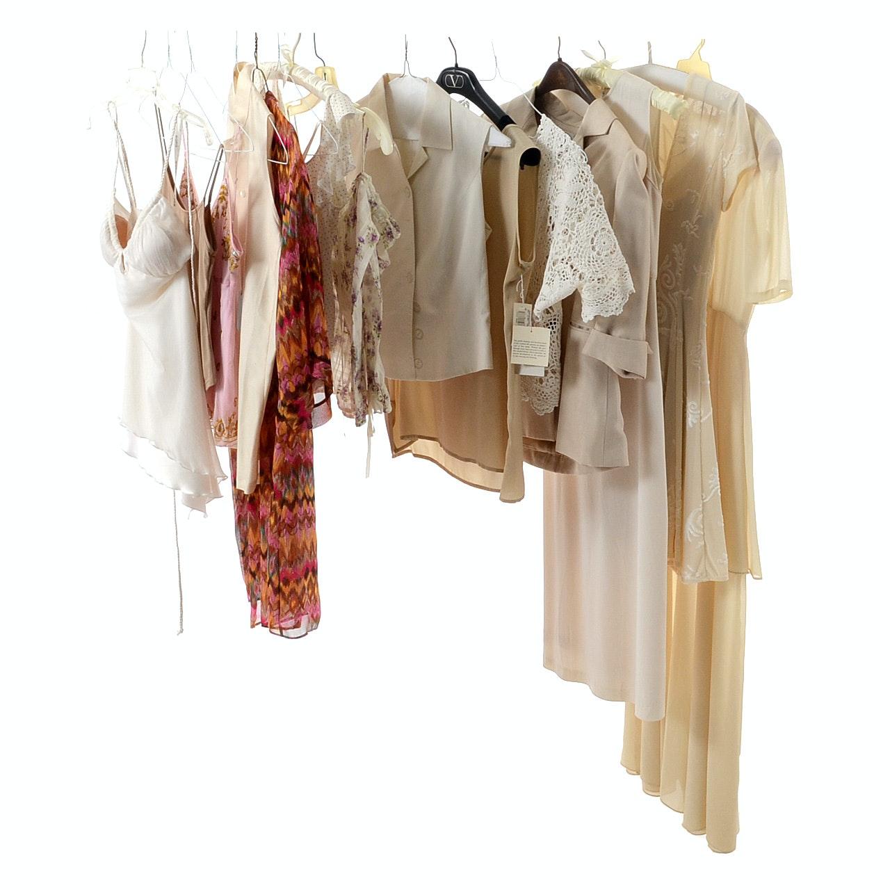 Generous Assortment of Vintage Clothes