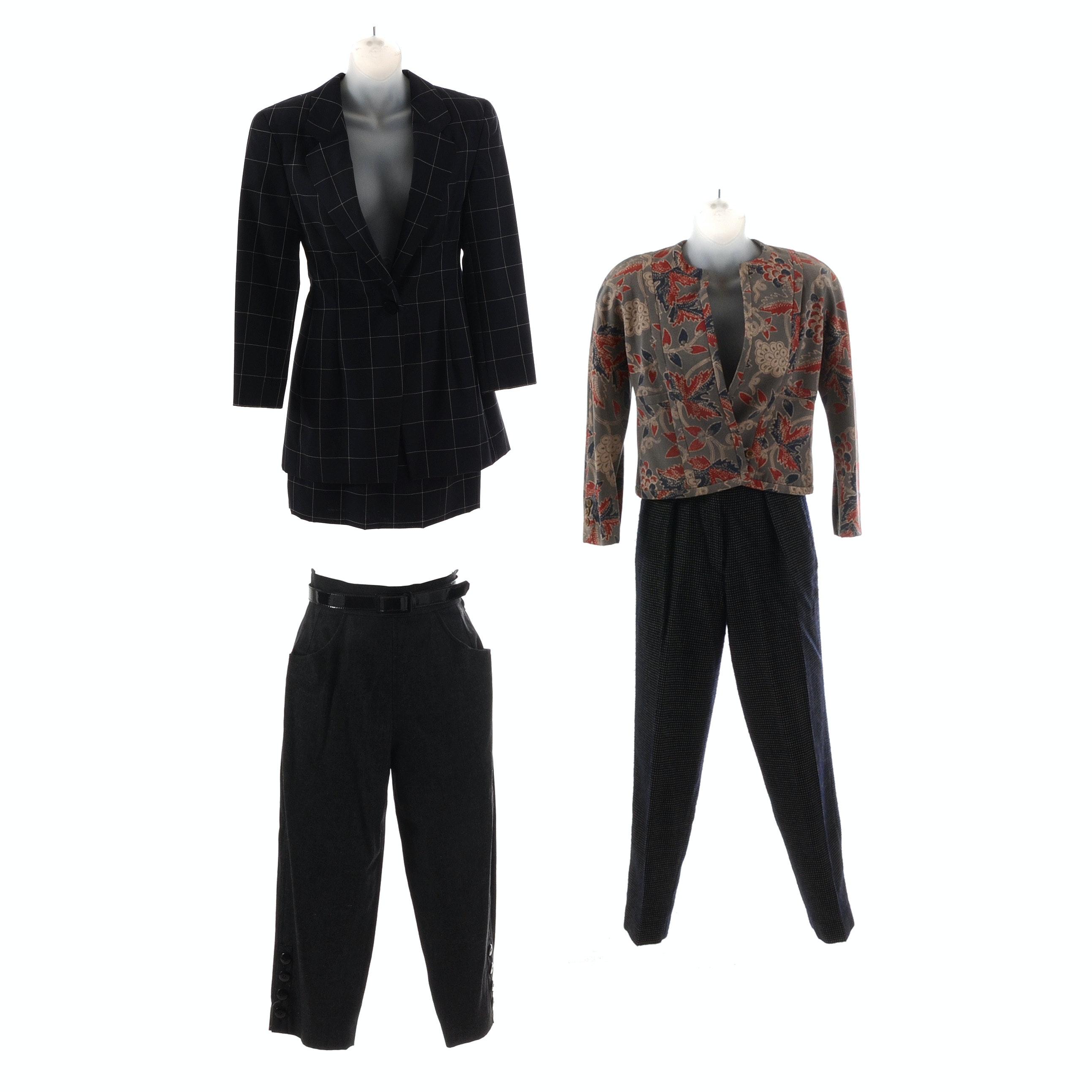 Pair of Georgio Armani Suits