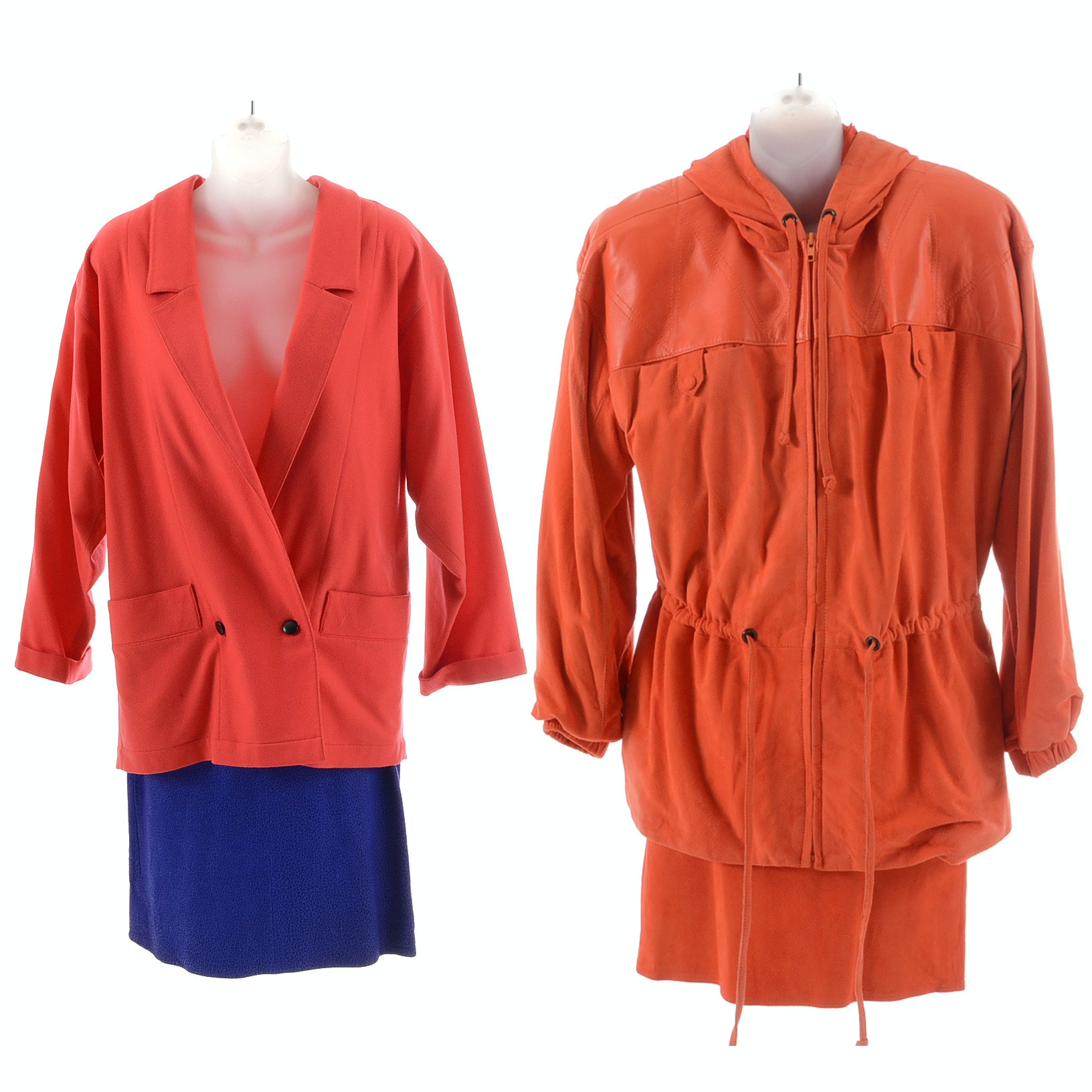 Assortment of Vintage Clothes