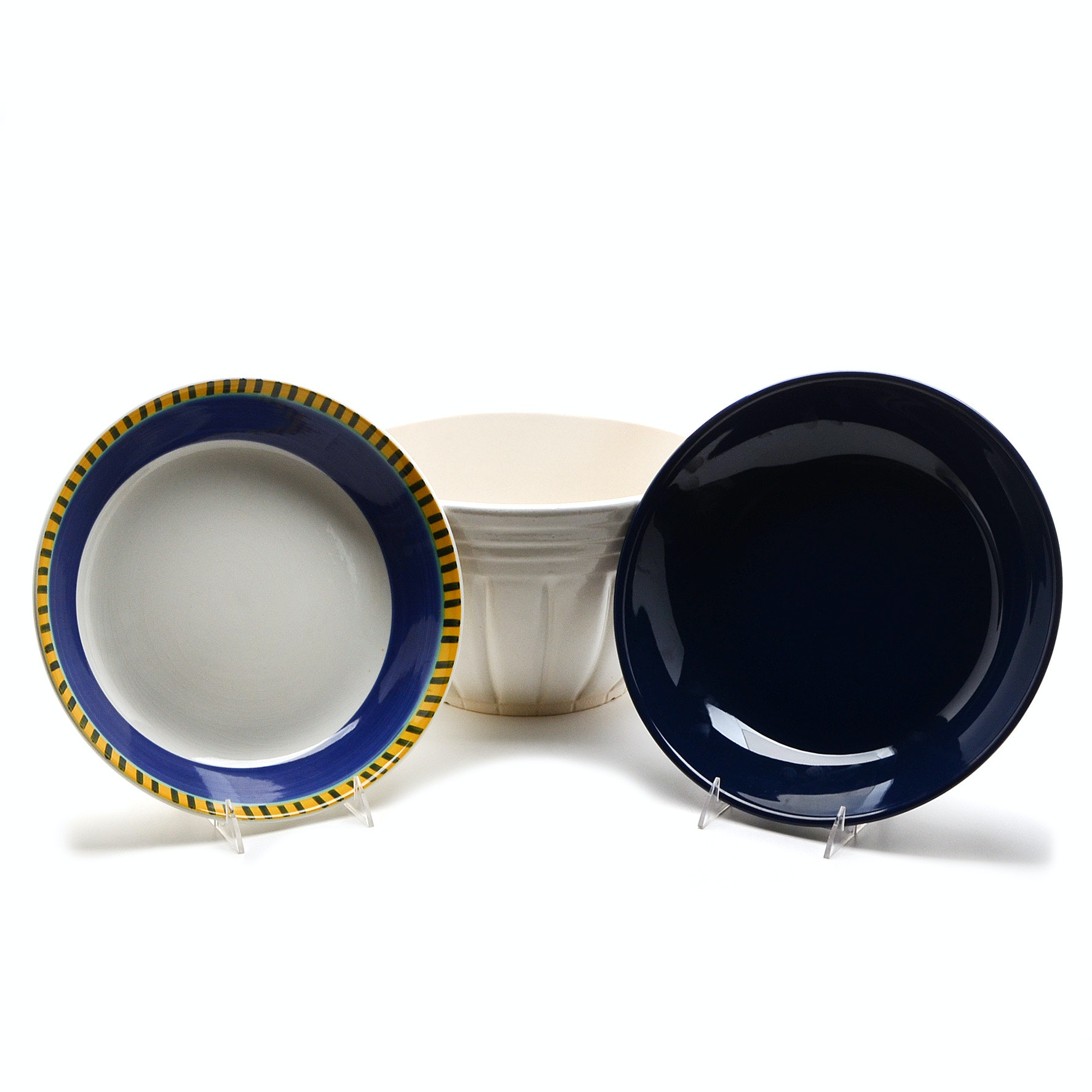 Assorted Bowls, Including Ransbottom