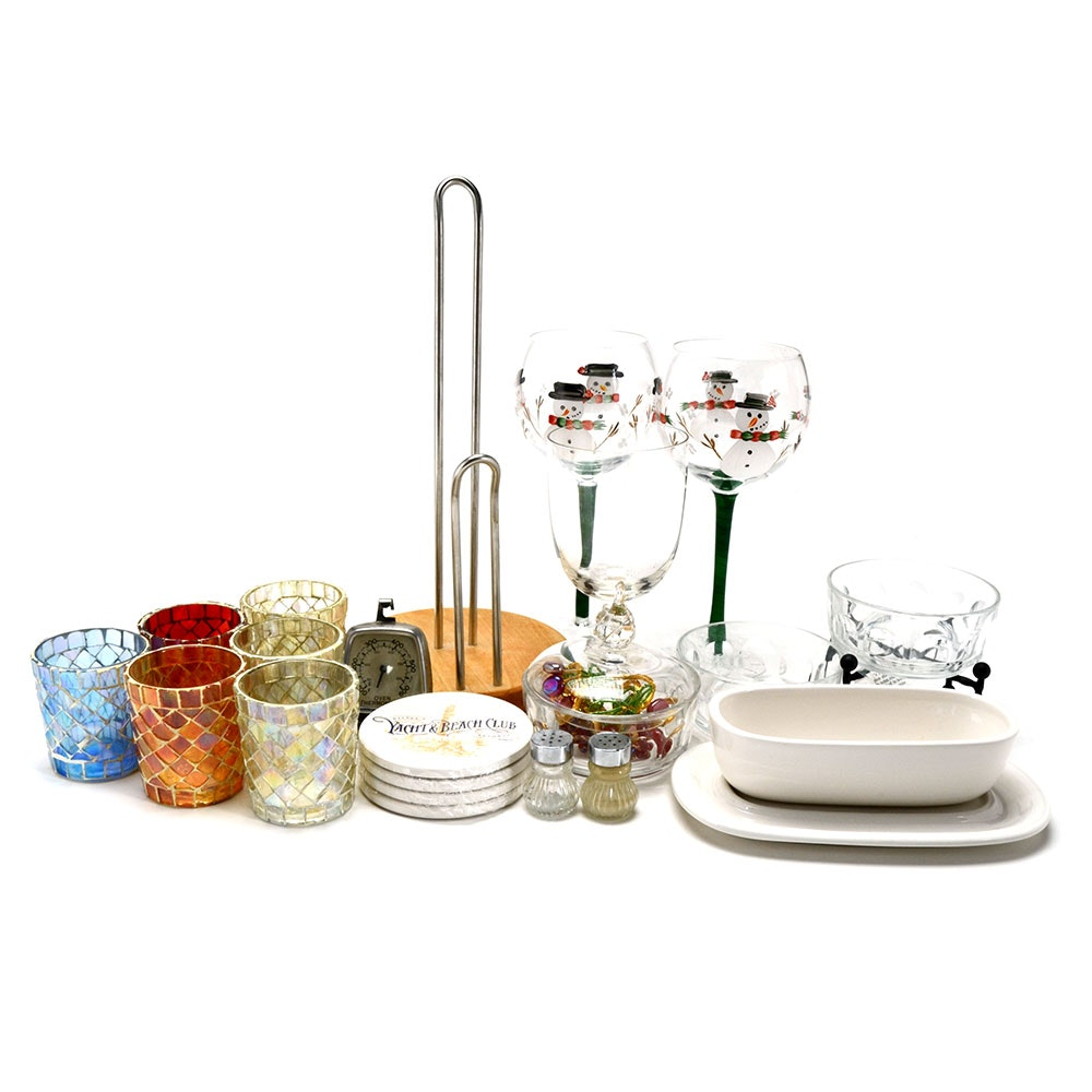 Collection of Hostess Items