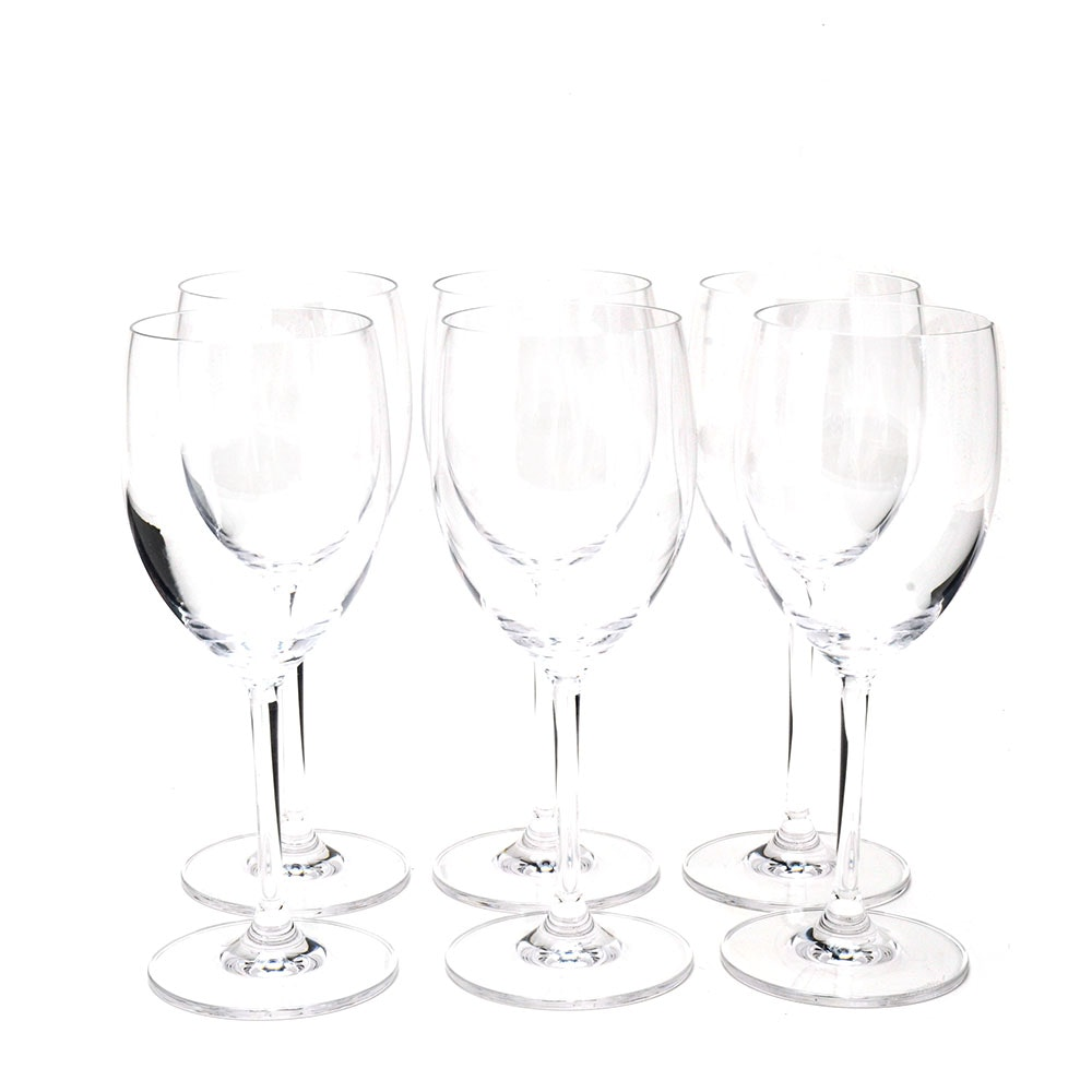 Villeroy and Boch Red Wine Glasses