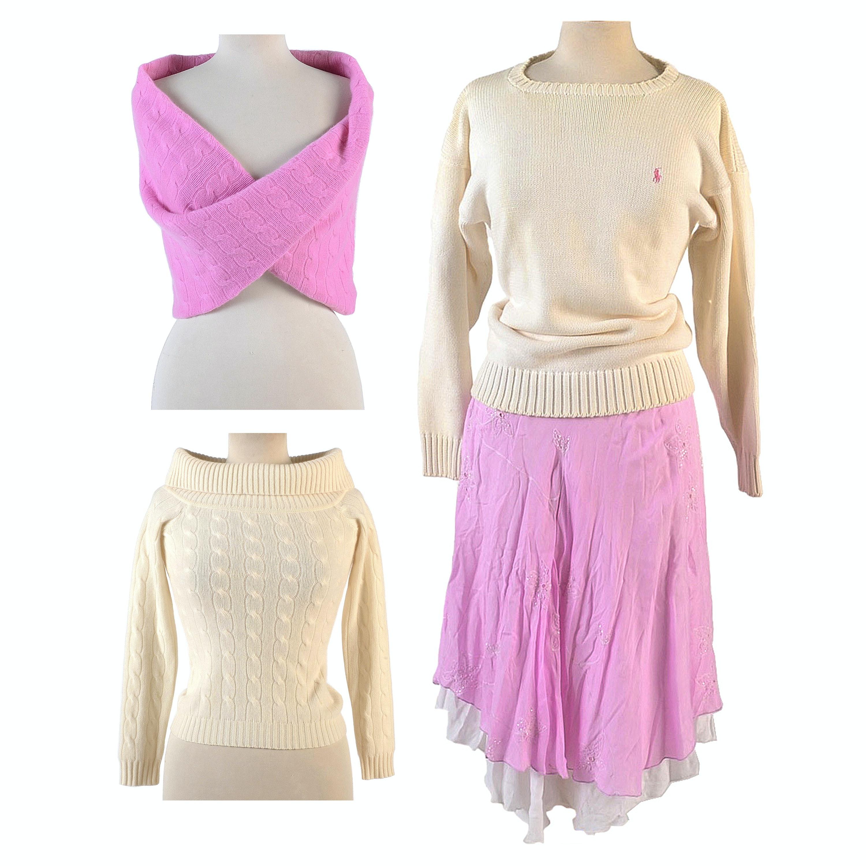 Ralph Lauren Sweaters and a Skirt