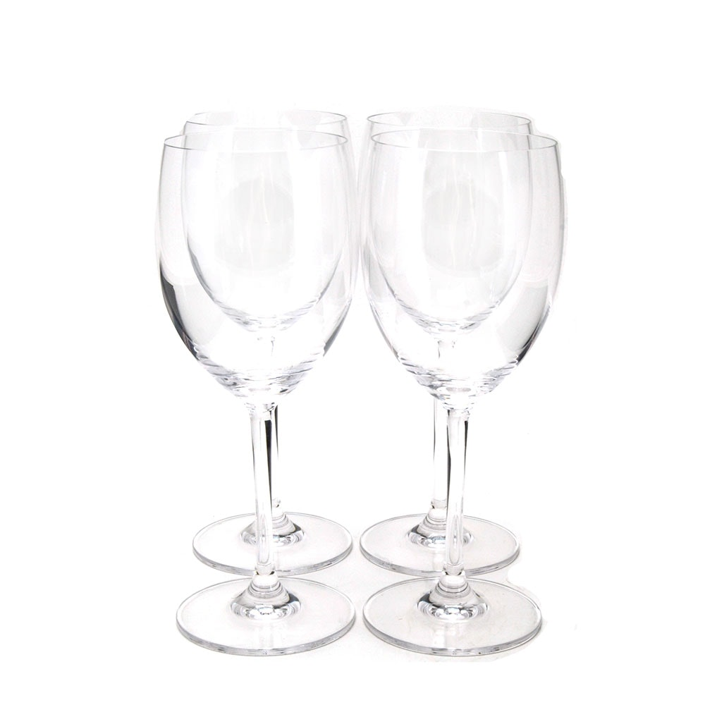 Villeroy and Boch Crystal Wine Glasses