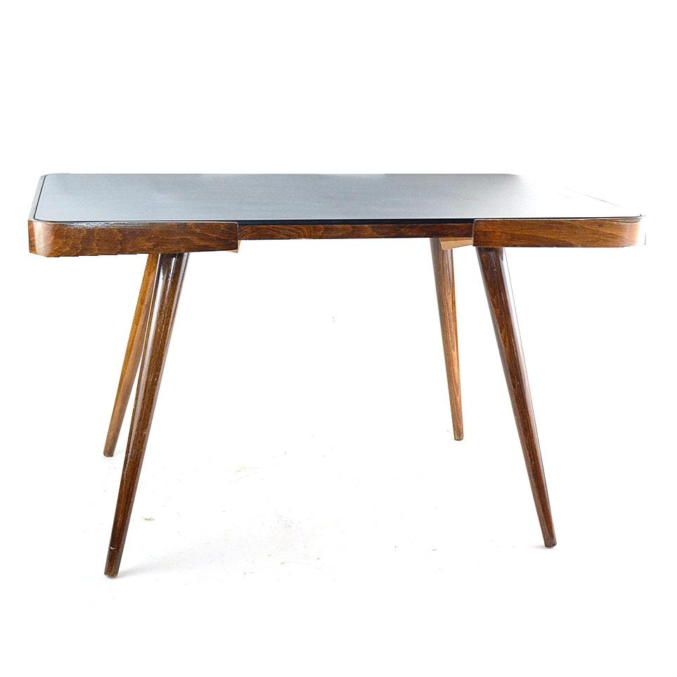 Mid 20th Century Czechoslovakian Modern Side Table