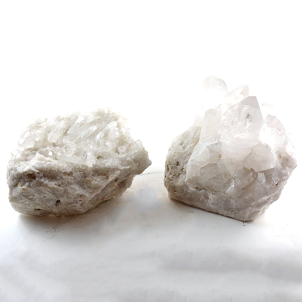 Quartz Crystal Specimens
