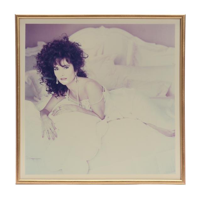 Susan Lucci Framed Glamour Shot