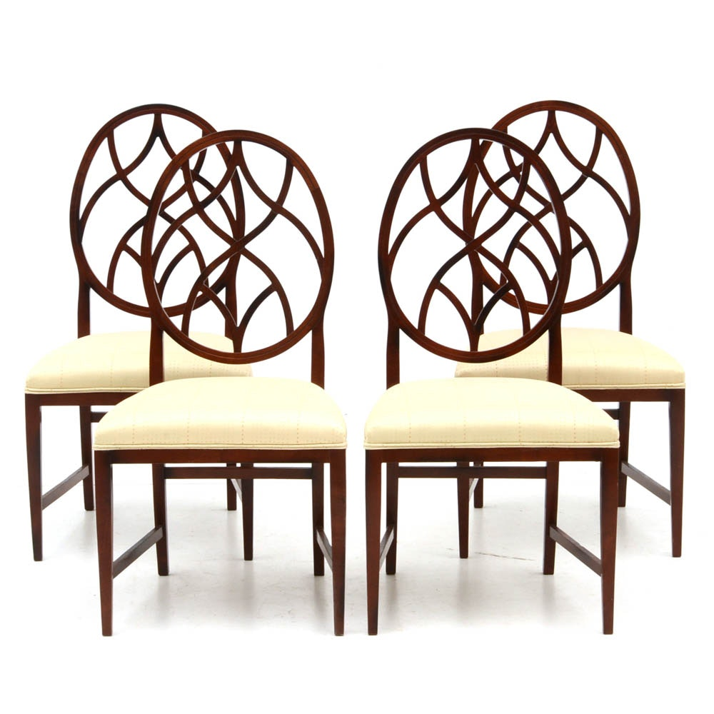 Set of Sacchetto Fratelli Dining Chairs