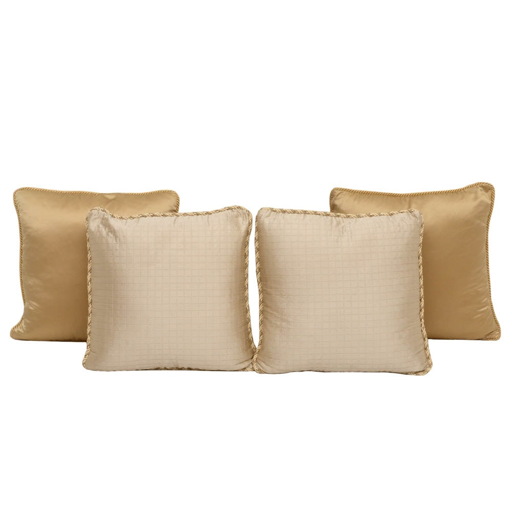 Collection of Decorative Pillows