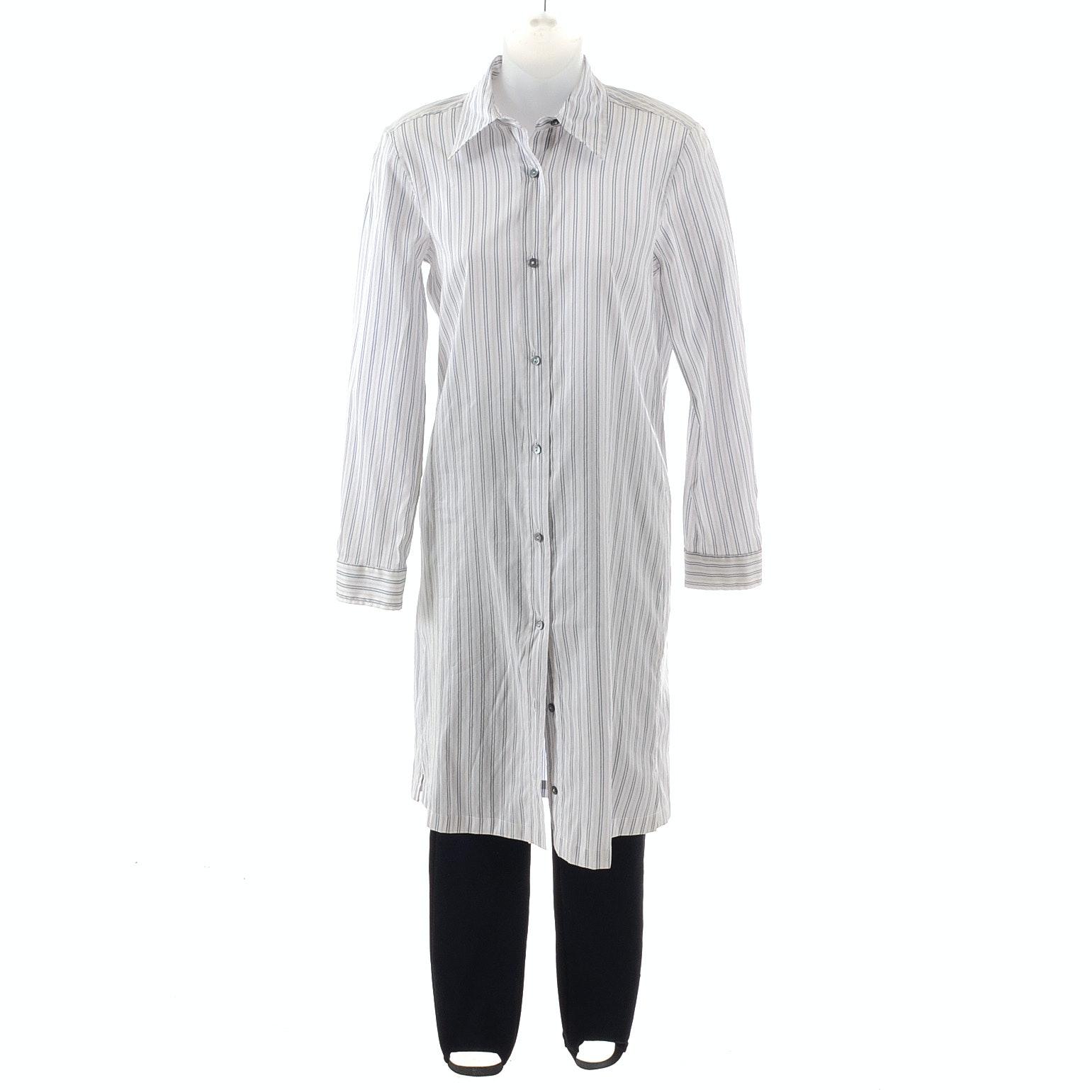 Donna Karan Pants and a Dress