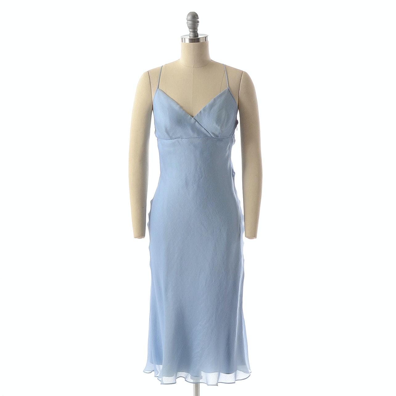 Silk Bias-Cut Nightgown
