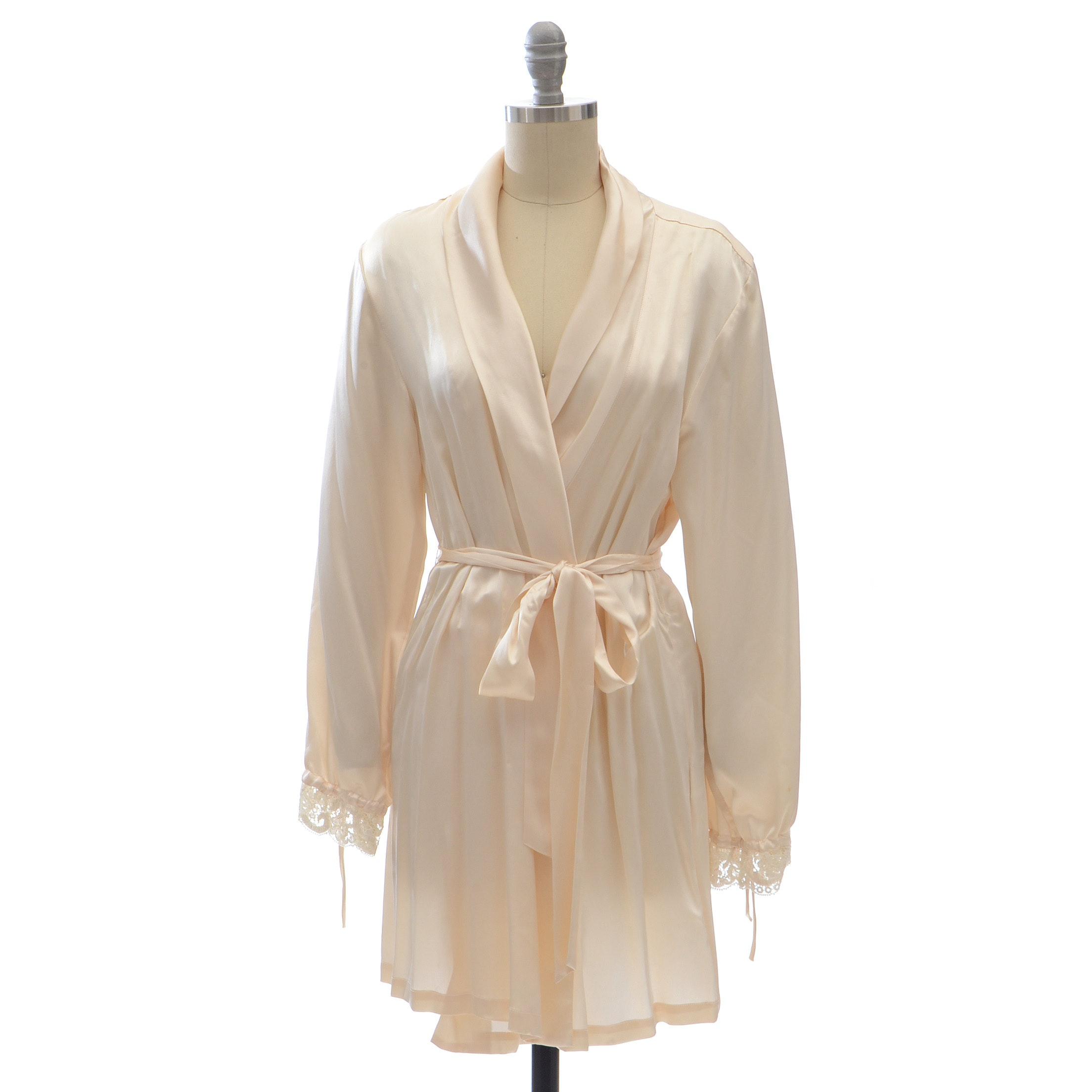 Valenteen Silk Robe