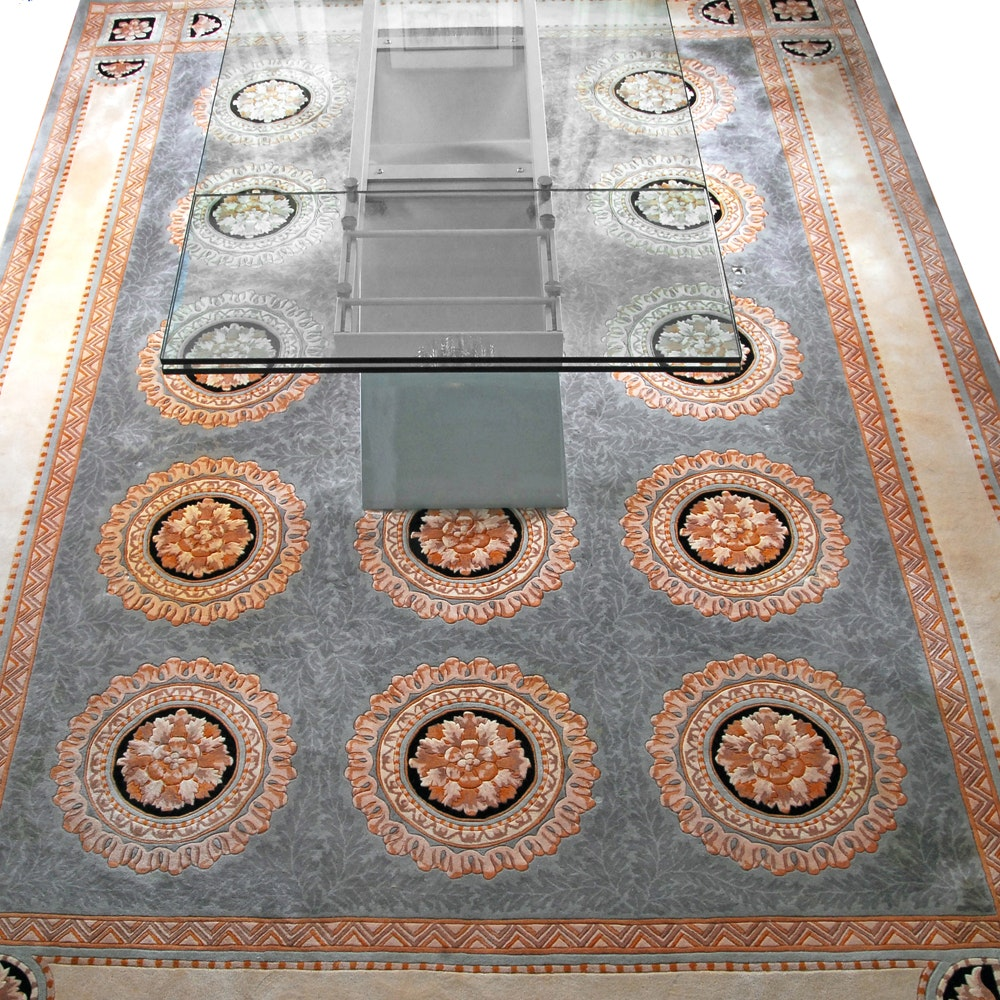 "Momeni ""Maison"" Collection Chinese Hand Tufted Area Rug"