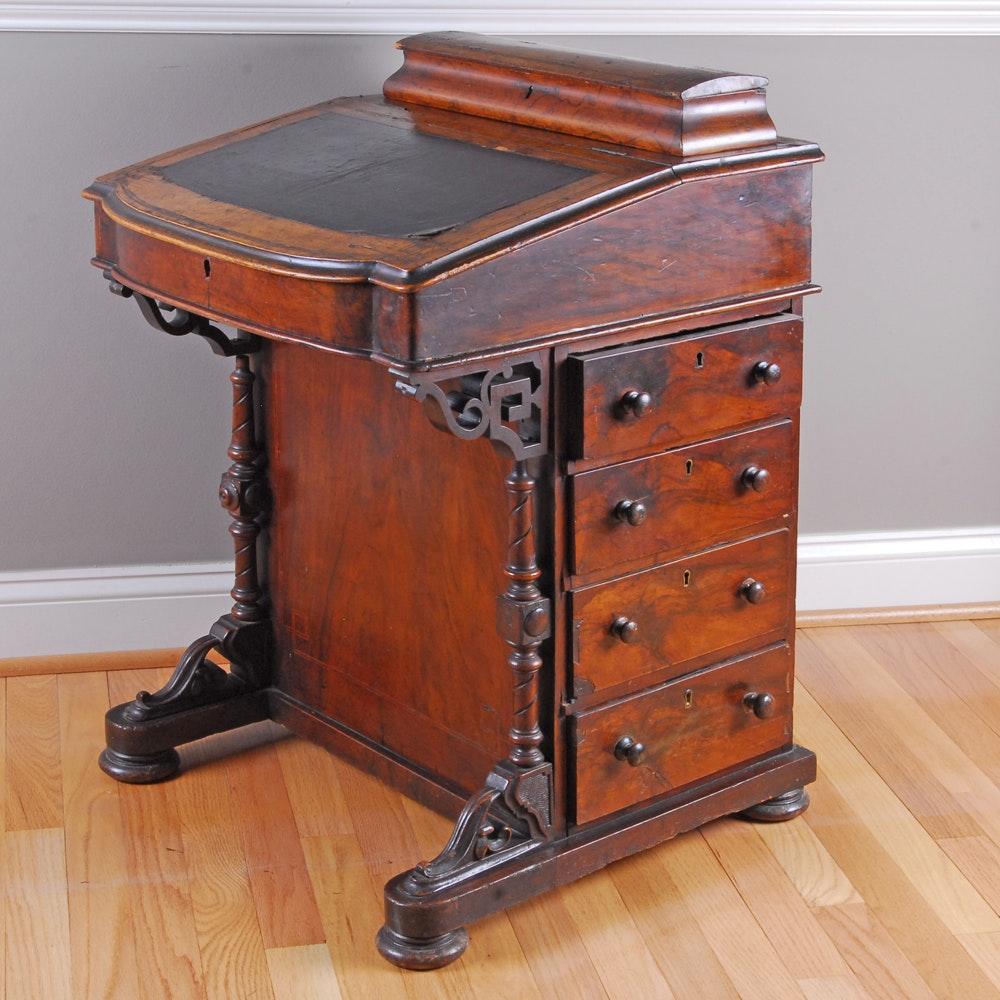 Vintage Davenport Desk