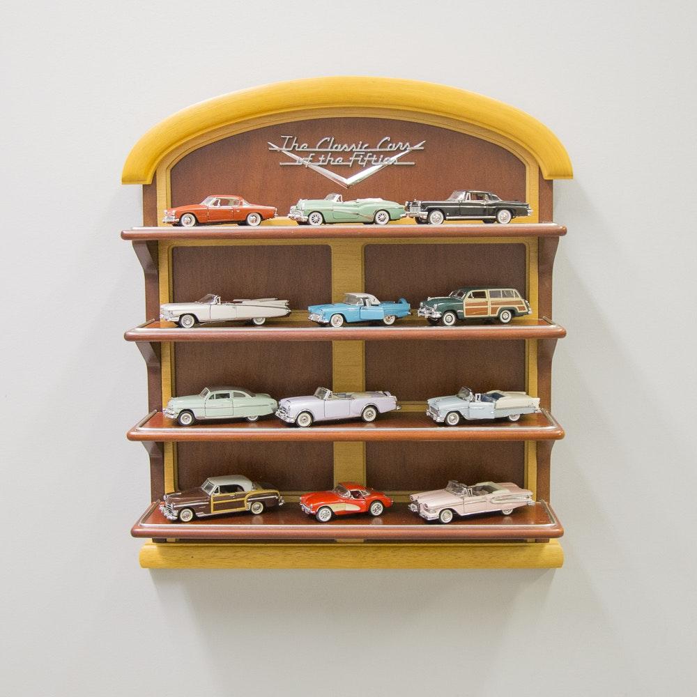 classic cars of the fifties wall display and car models ebth rh ebth com