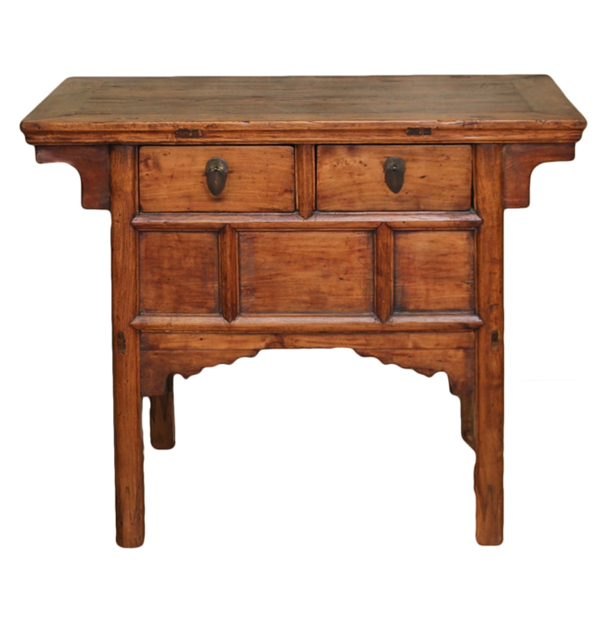 Asian Antique Table 101