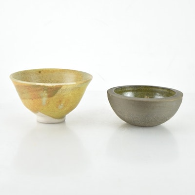Original Tuska Art Pottery Bowls