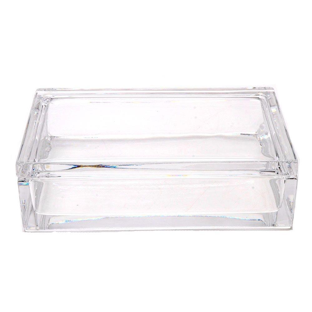 Tiffany & Co. Crystal Trinket Box