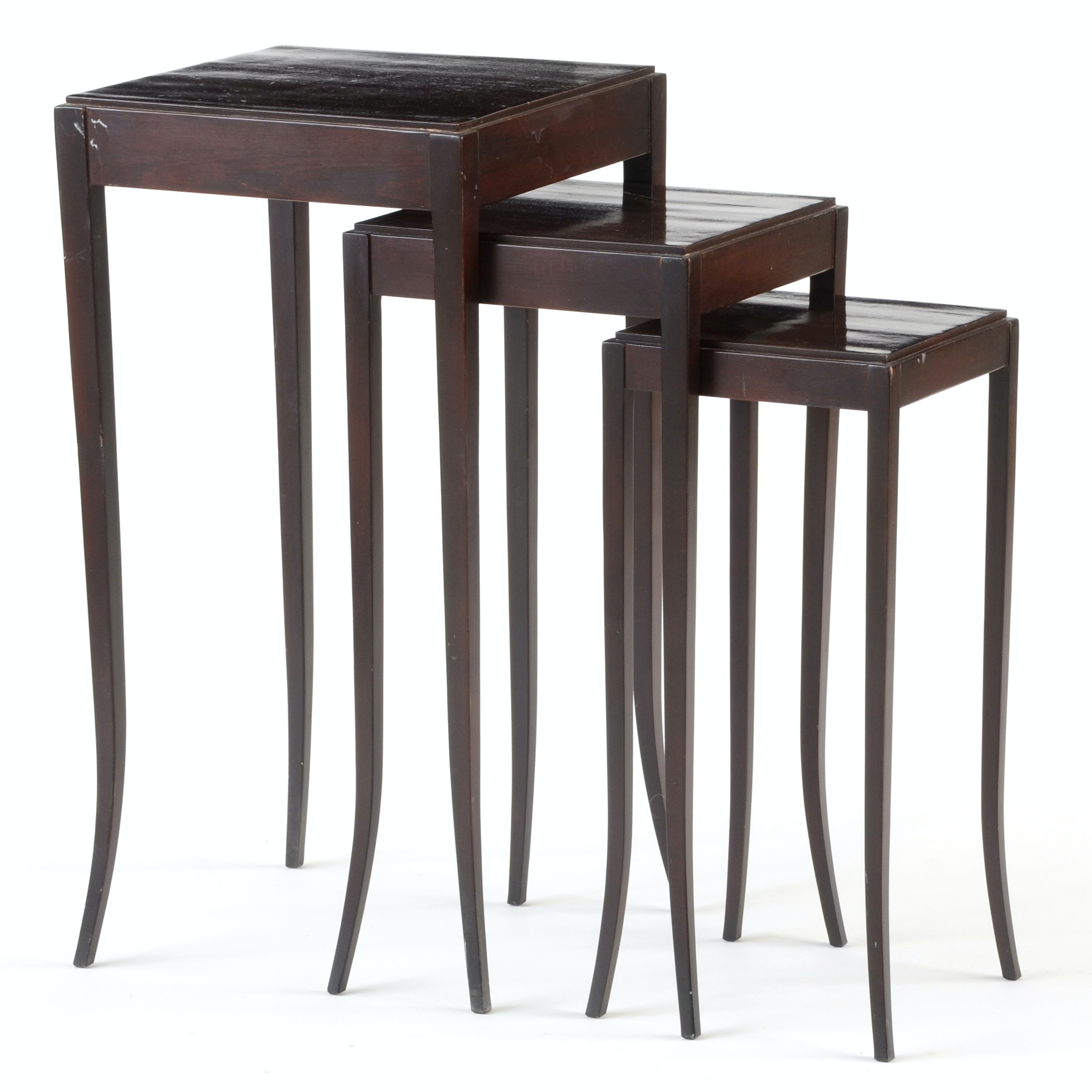 Barbara Barry Nesting Tables for Baker