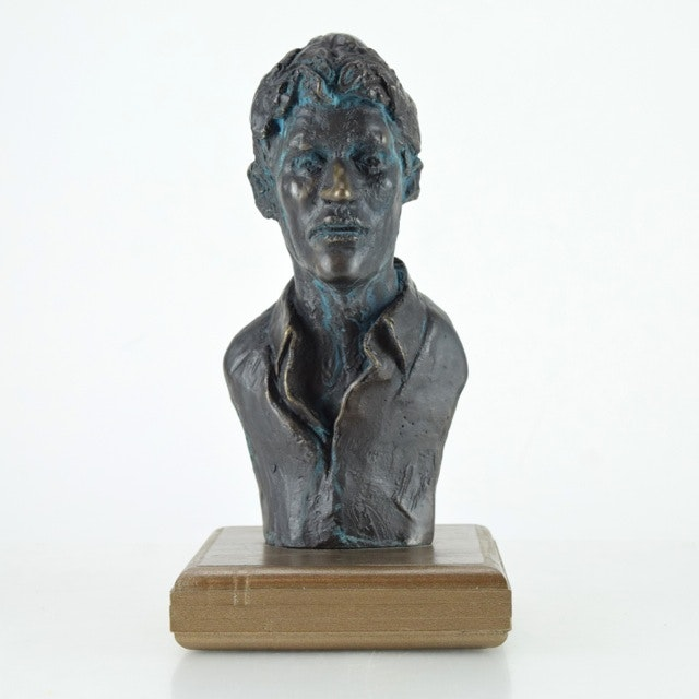 Original Tuska Bronze Sculpture