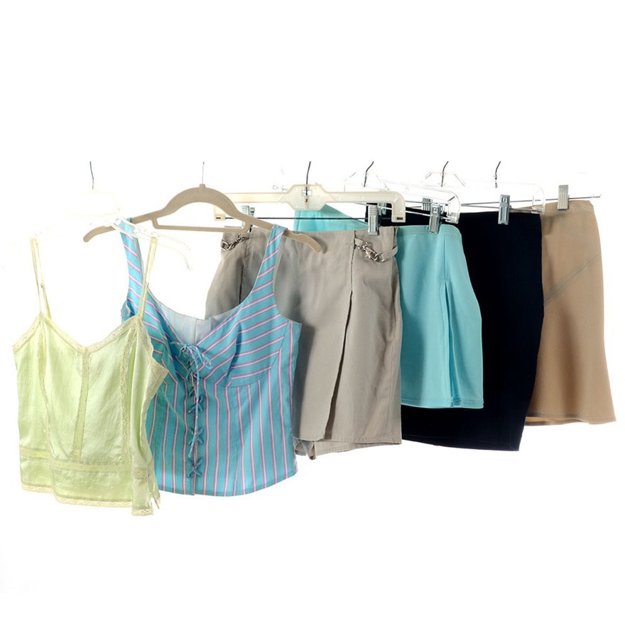 Skirts and Tanks including DKNY
