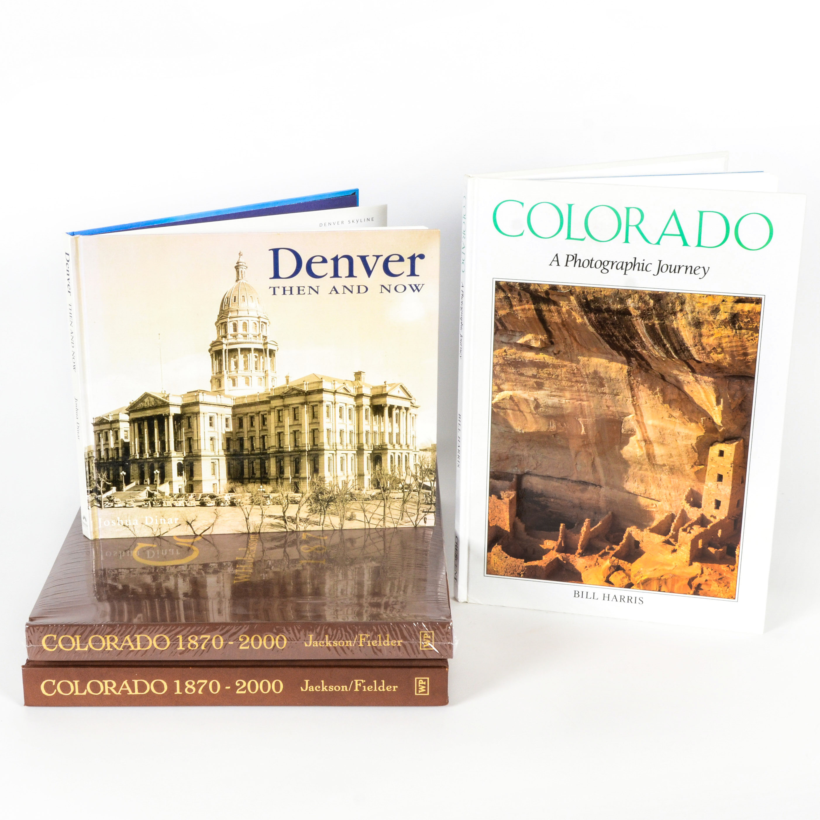 Collection of Colorado Coffee Table Books EBTH