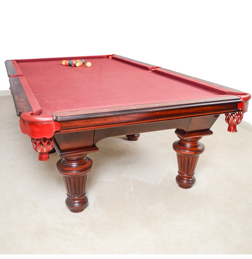 Pool table by peter vitalie co ebth for 10 in 1 pool table