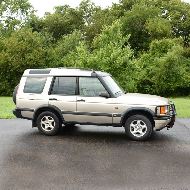 1999 Land Rover Discovery SUV