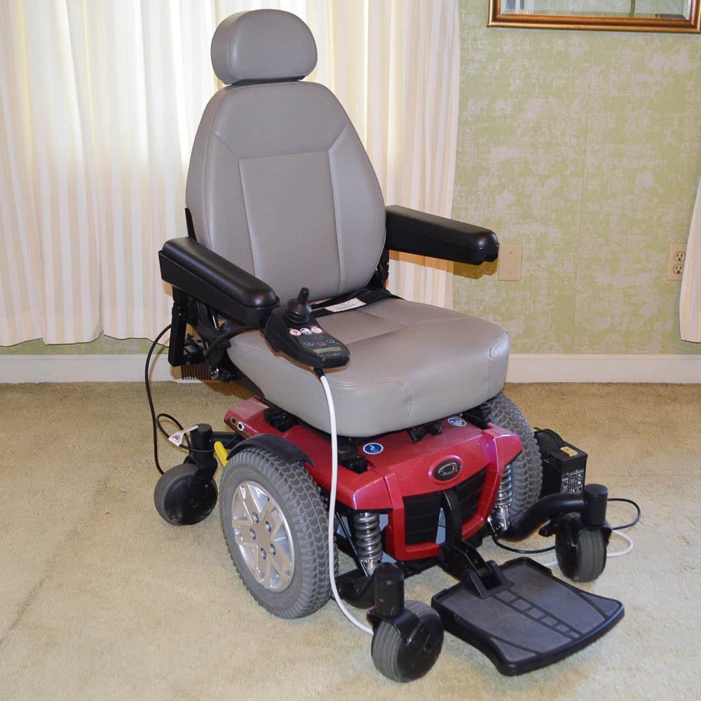 Quantum Q6 Edge Powered Wheelchair