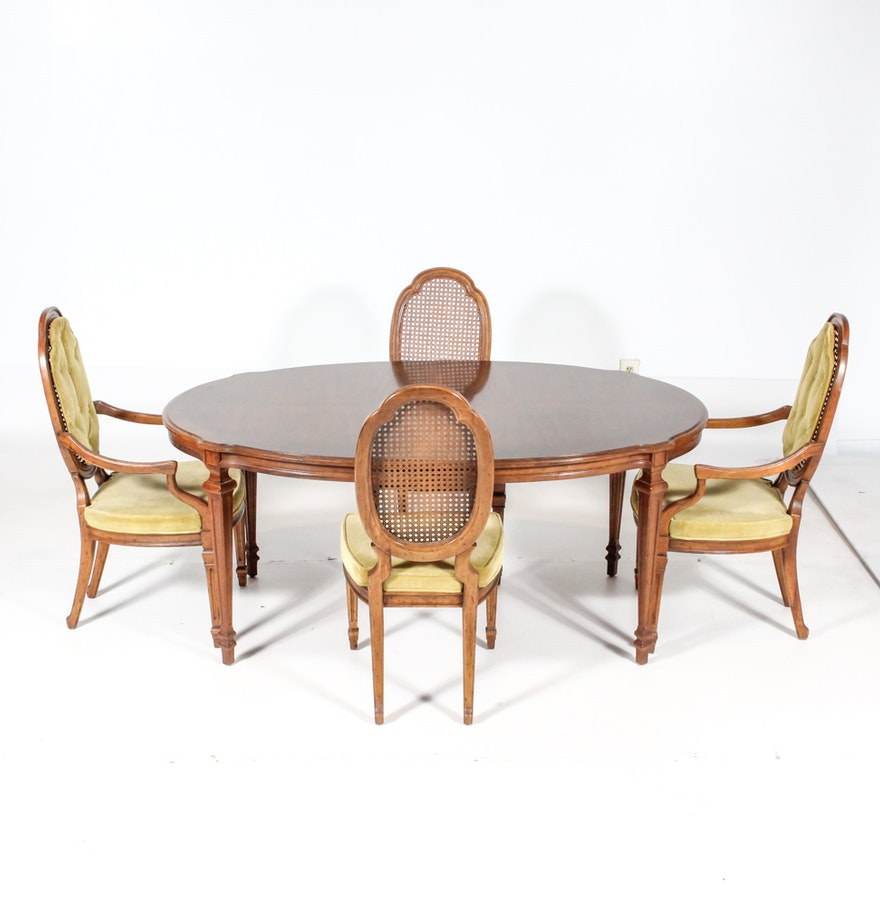 Drexel Heritage Cameo Collection Dining Set : EBTH