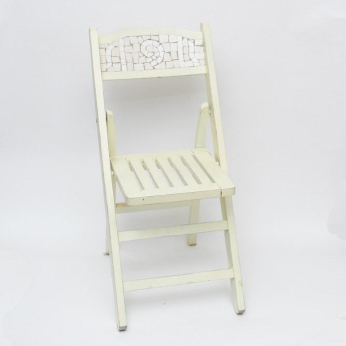 Superbe Decorative Folding Chair ...