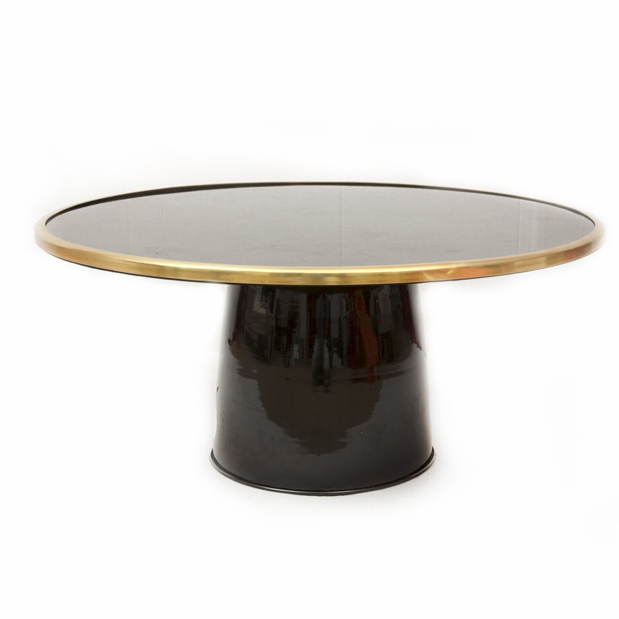 Nate Berkus Gold Coffee Table.Nate Berkus Coffee Table