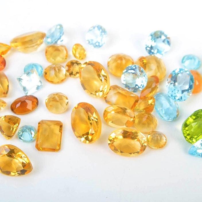 Jewelry Buyer's Guide: Gemstones 101 Main Image
