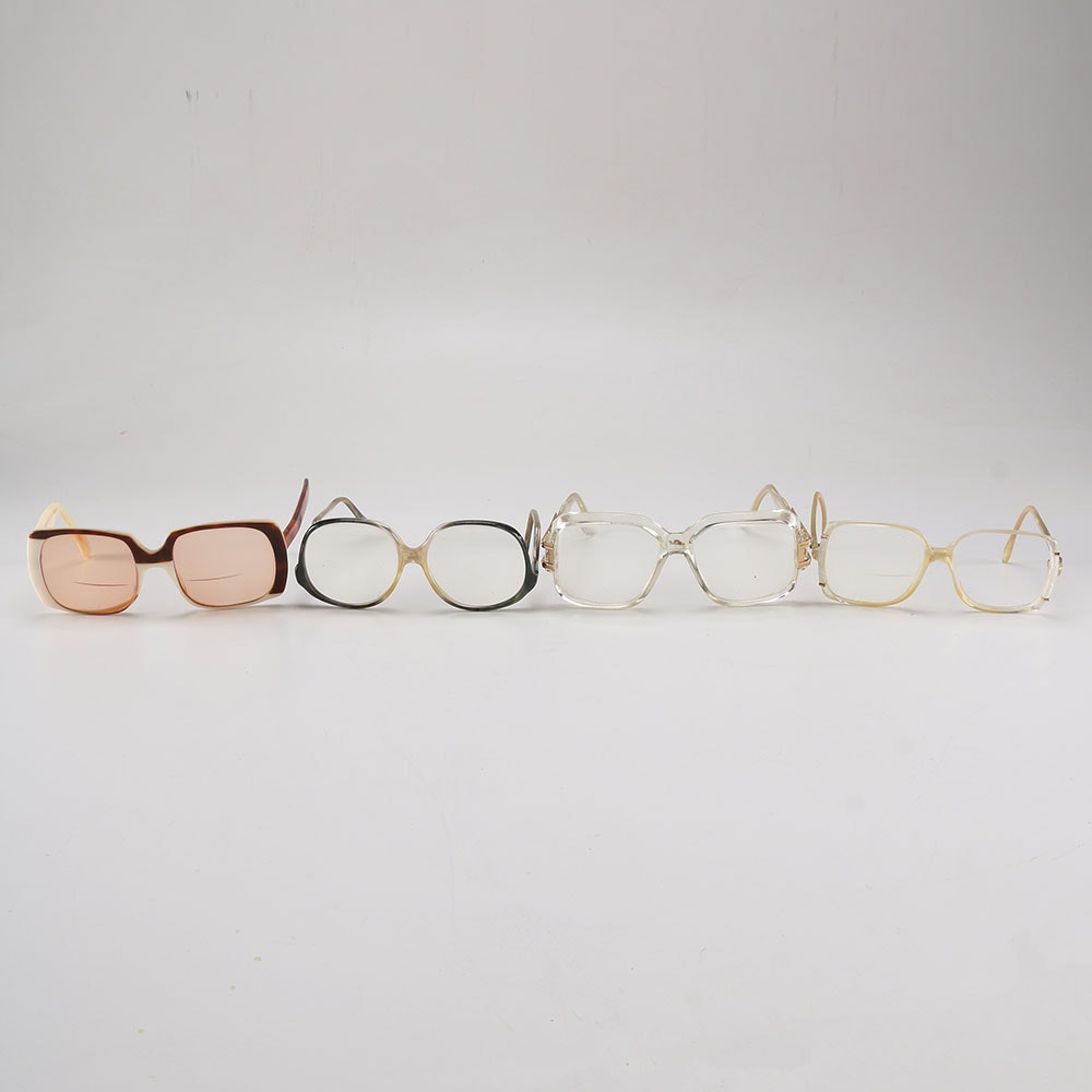 Collection of 1970s Eyewear