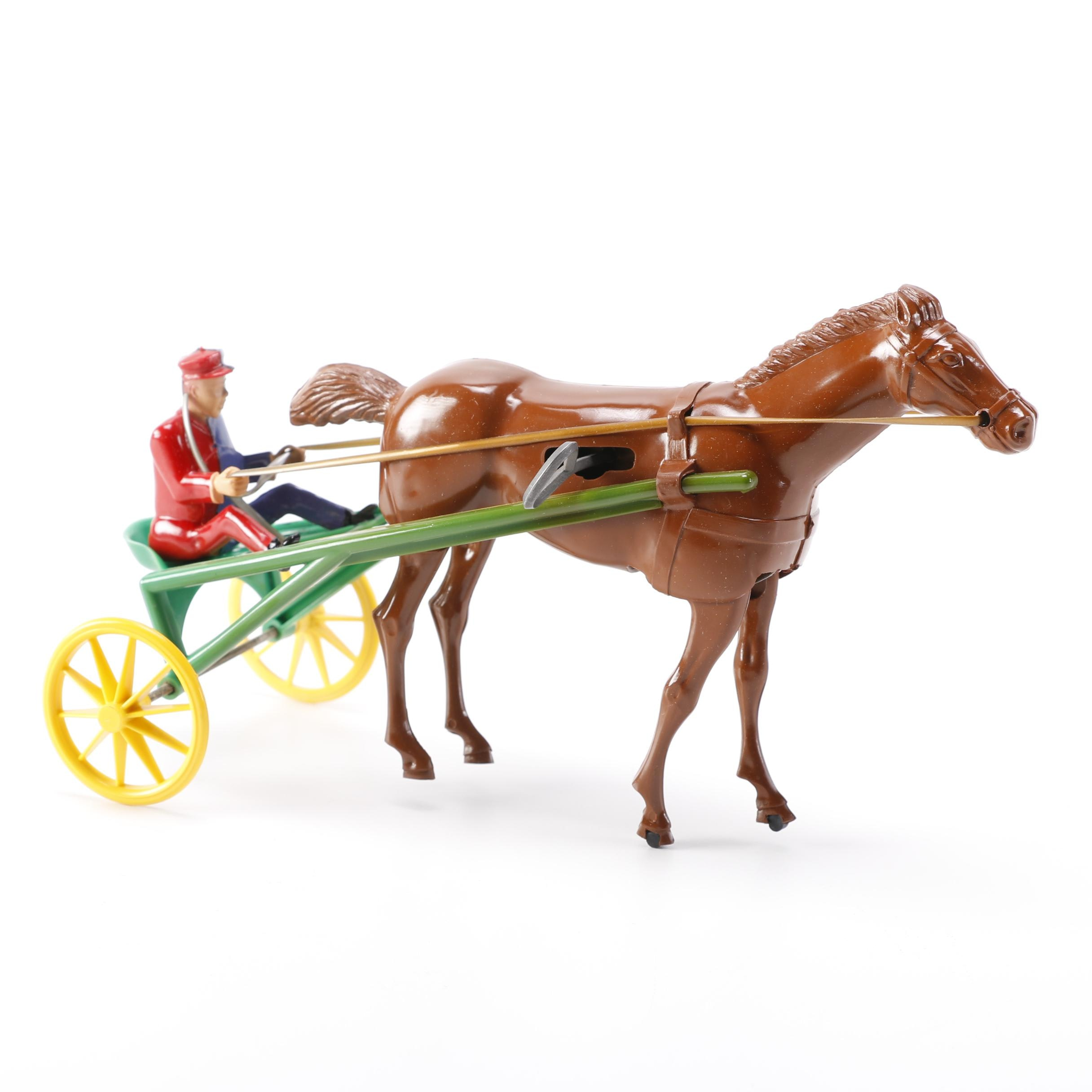 1950s Sulky Racer by Wolverine Toys