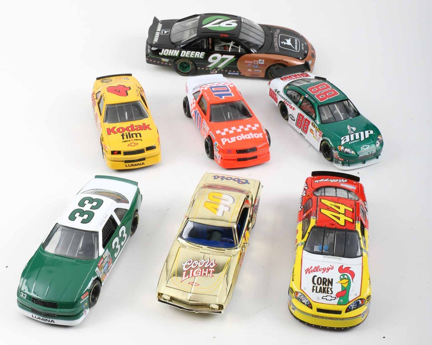 NASCAR Die-Cast Cars