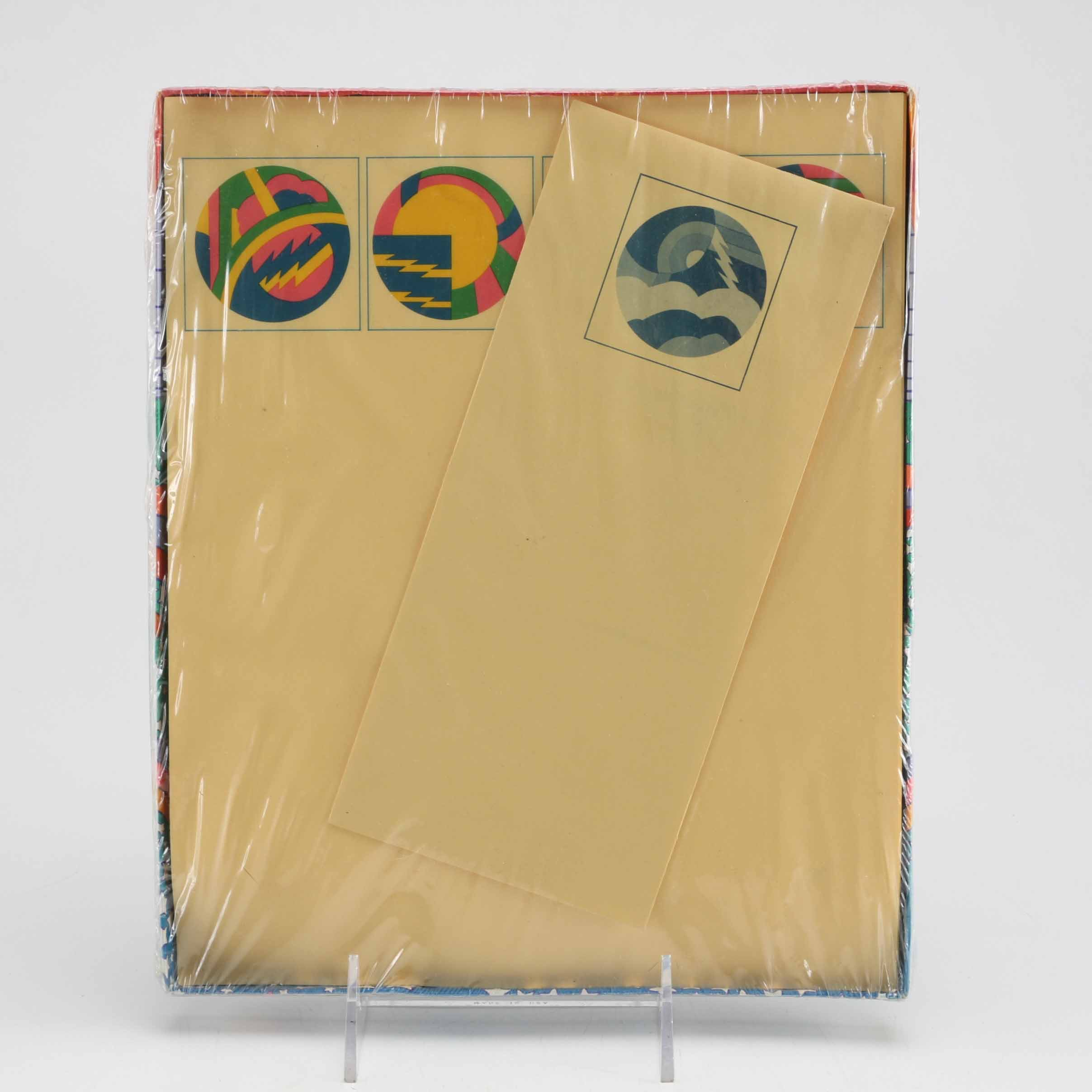 Peter Max Stationery
