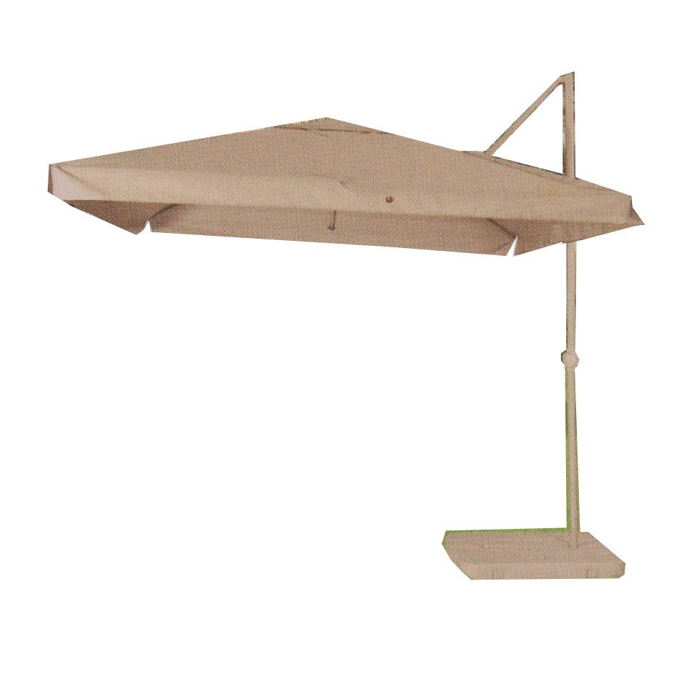 Hd Designs 8 5 Foot Offset Umbrella Ebth