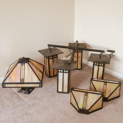vintage indoor light fixtures antique lighting fixtures in art