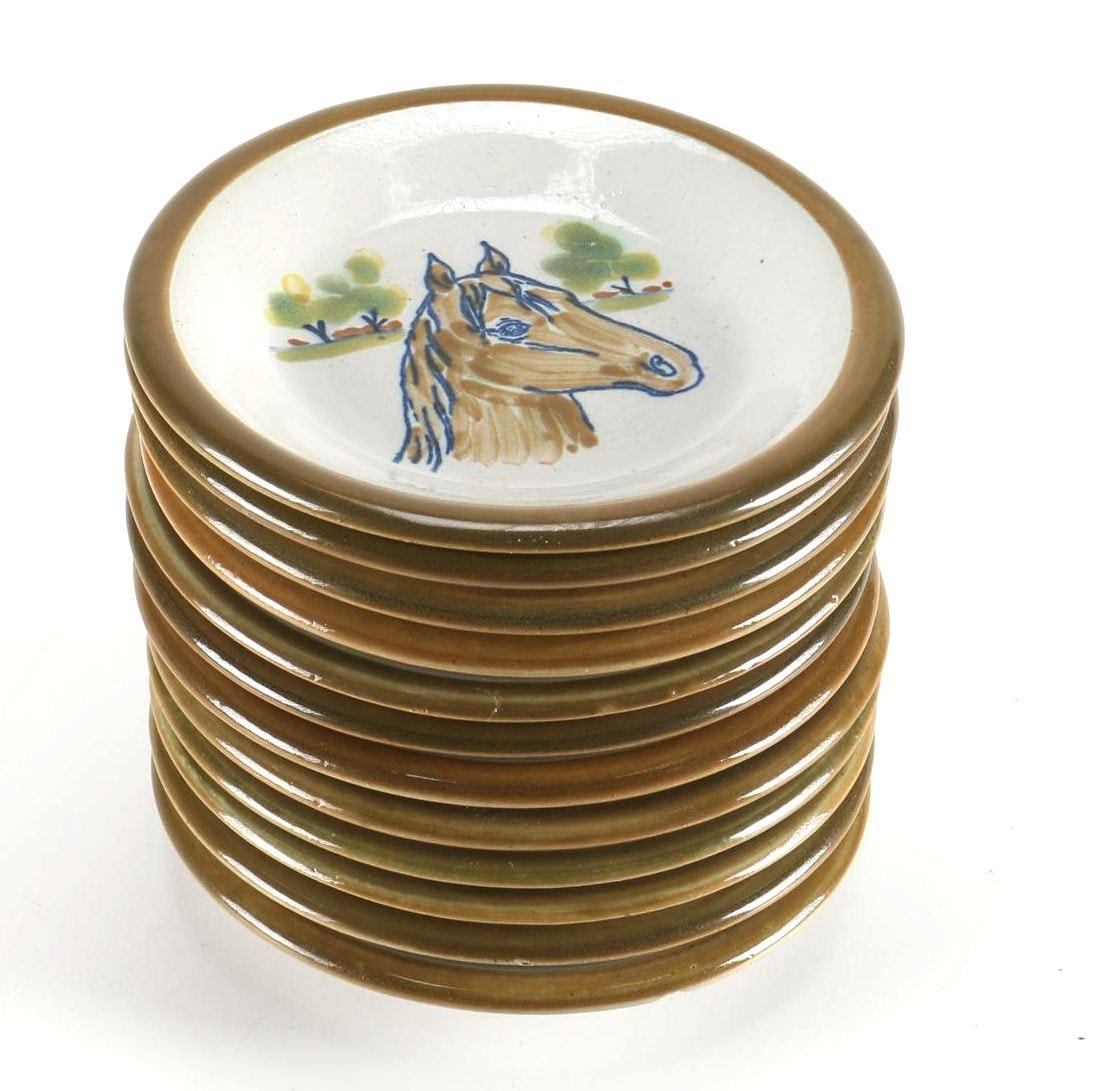 Louisville Stoneware Coasters