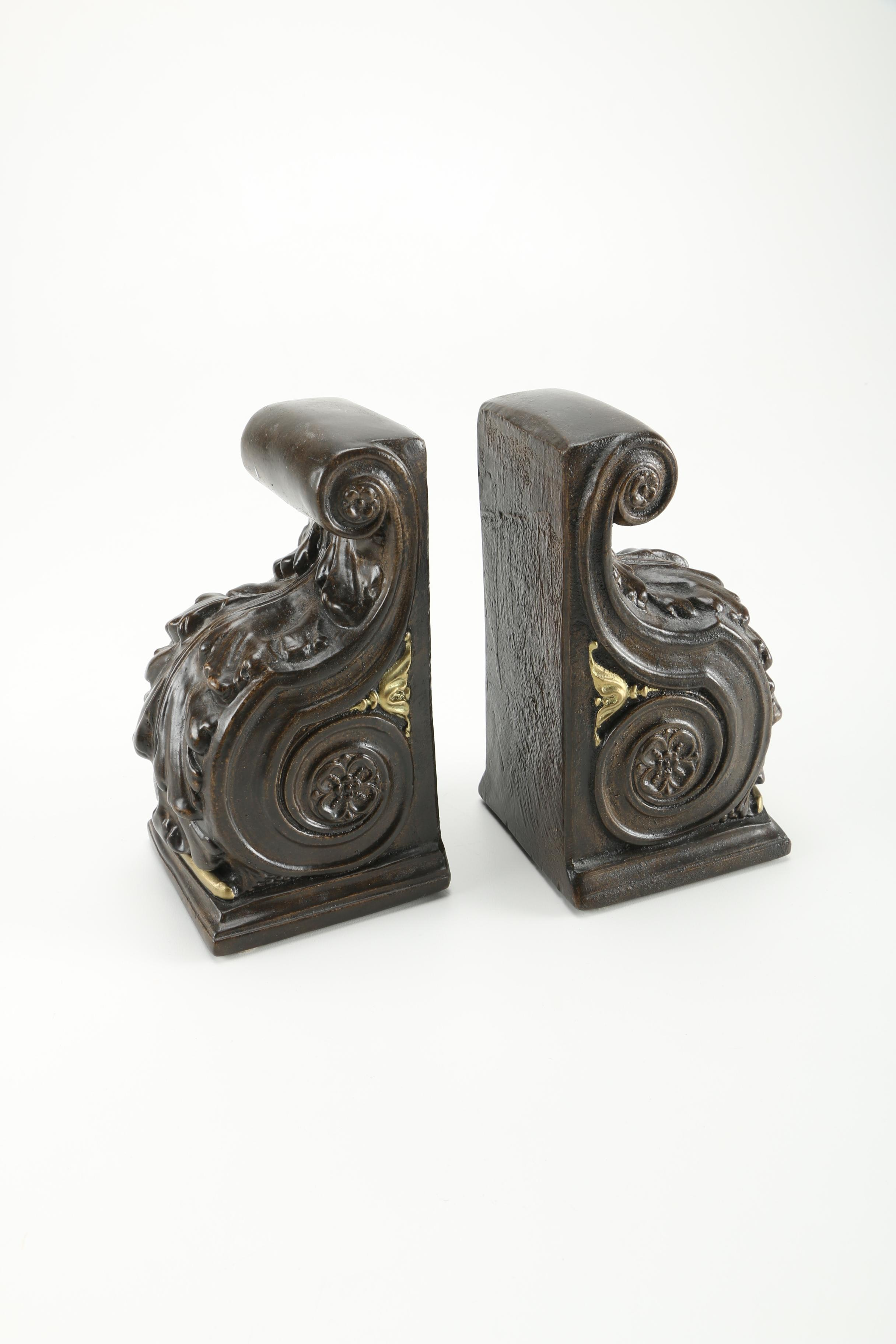 Corbel Style Bookends