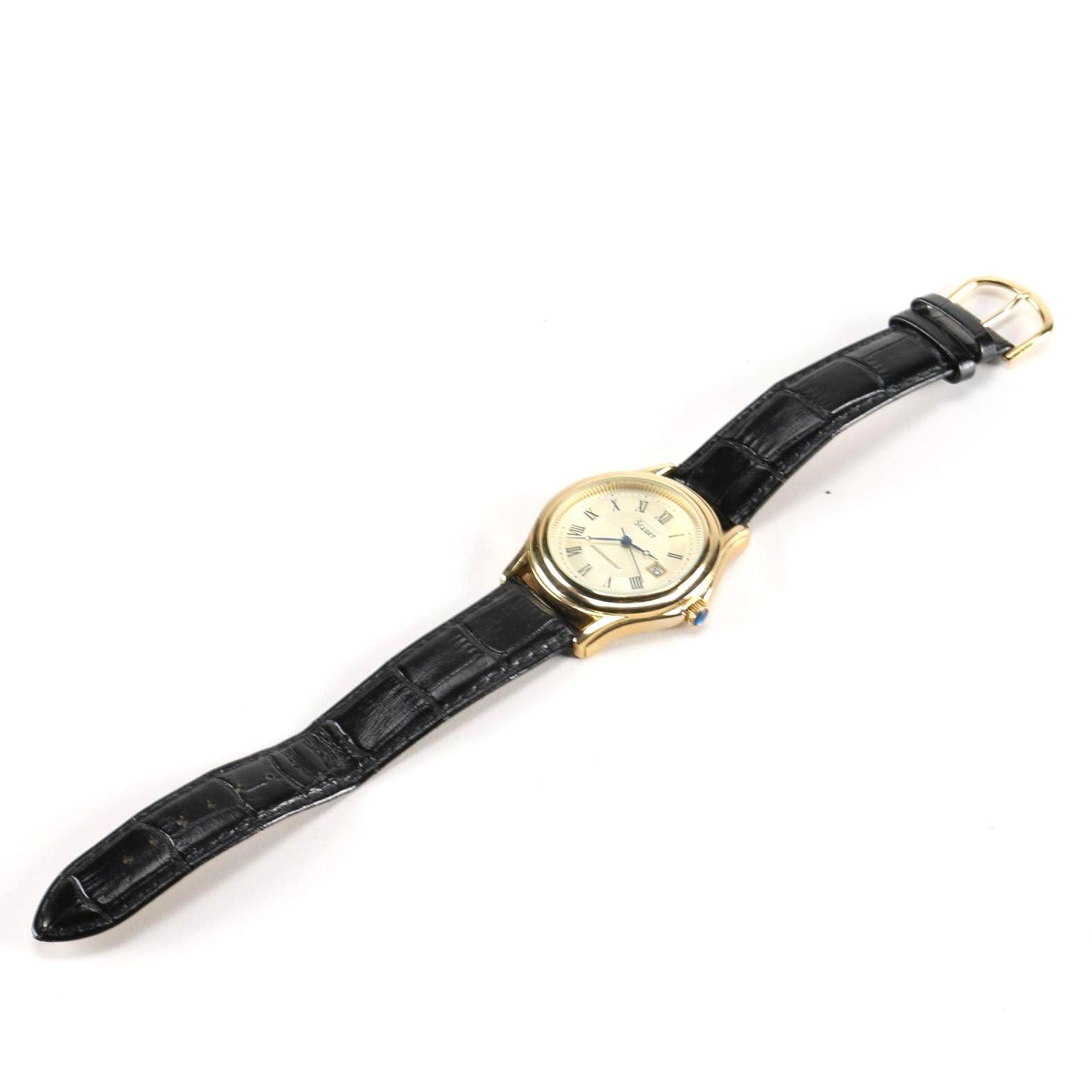 Stauer Men's Wristwatch