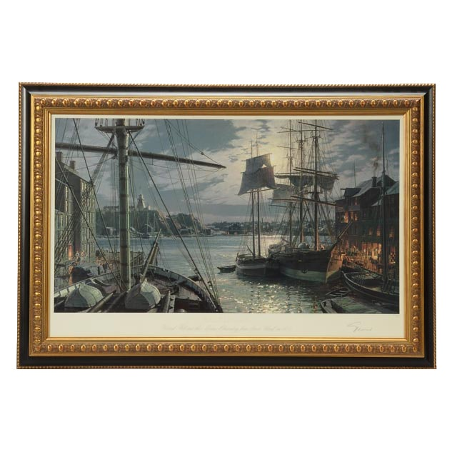 John Stobart Signed Limited Edition Offset Lithograph